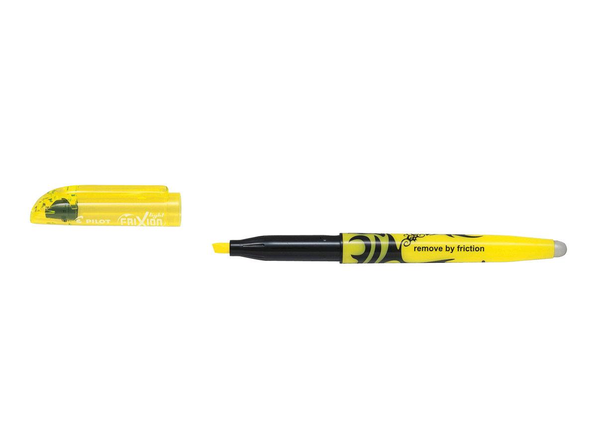 Pilot Frixion Light - Surligneur - jaune