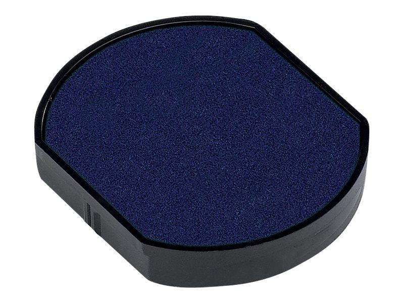 Trodat - 3 Encriers 6/46030 recharges pour tampon Printy 46130 - bleu