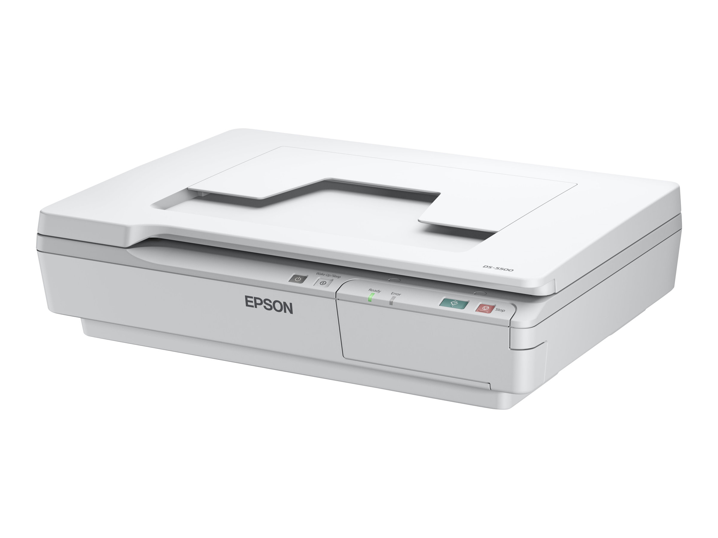Epson WorkForce DS-5500 - scanner de documents A4 -  1200 ppp x 1200 ppp - 7.5ppm