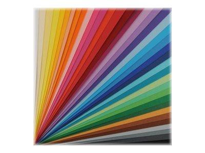 Canson Colorline - Papier à dessin - 50 x 65 cm - bleu lagon