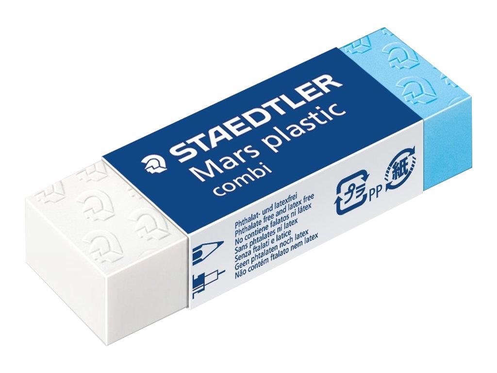 STAEDTLER - Gomme Mars Plastic combi