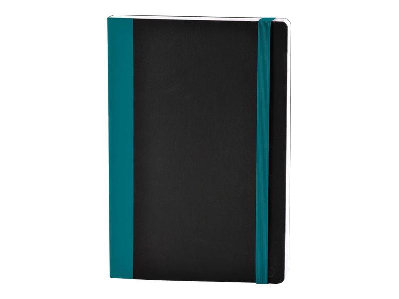 Quo Vadis Soft & Color - Carnet de notes 15 x 21 cm - uni - bleu