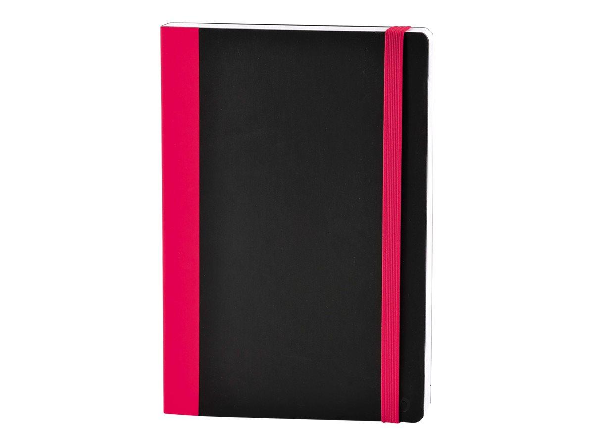 Quo Vadis Soft & Color - Carnet de notes 15 x 21 cm - uni - rose