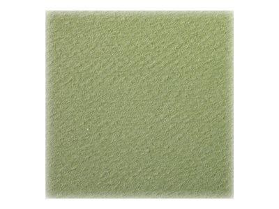 Clairefontaine - Papier dessin couleur à grain - feuille 50 x 65 cm - vert anis