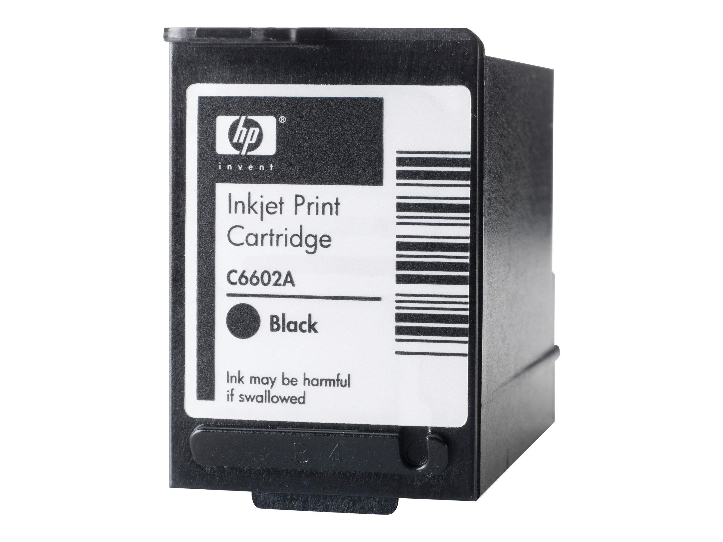 HP C6602A - noir - cartouche d'encre originale