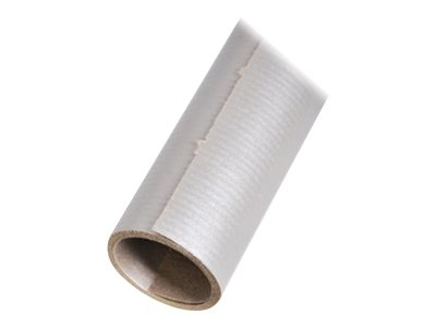 Clairefontaine - Papier cadeau kraft - 70 cm x 3 m - 60 g/m² - argent