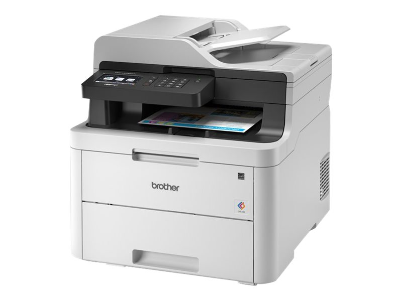 Brother MFC-L3730CDN - imprimante laser multifonction couleur A4 - recto-verso