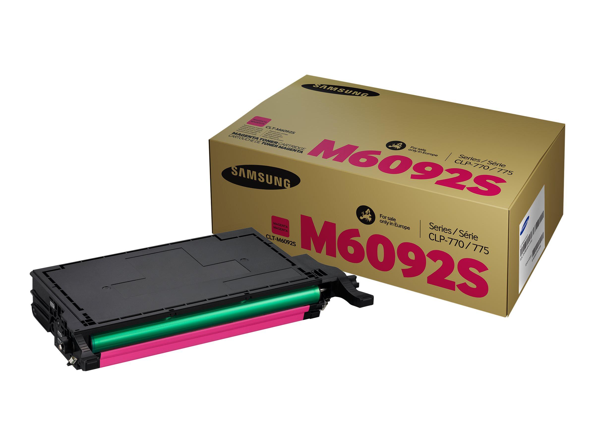 Samsung CLT-M6092S - magenta - cartouche laser d'origine