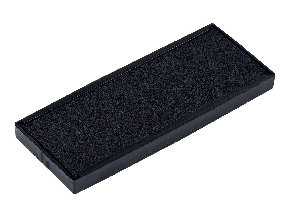 Trodat - 3 Encriers 6/4925 recharges pour tampon Printy 4925 - noir