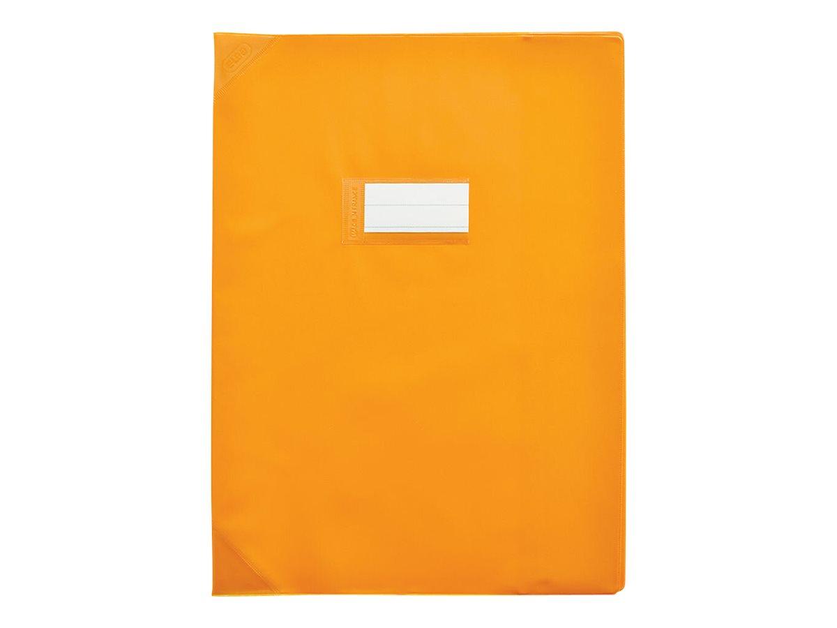 Oxford Strong Line - Protège cahier sans rabat - A4 (21x29,7 cm) - orange opaque