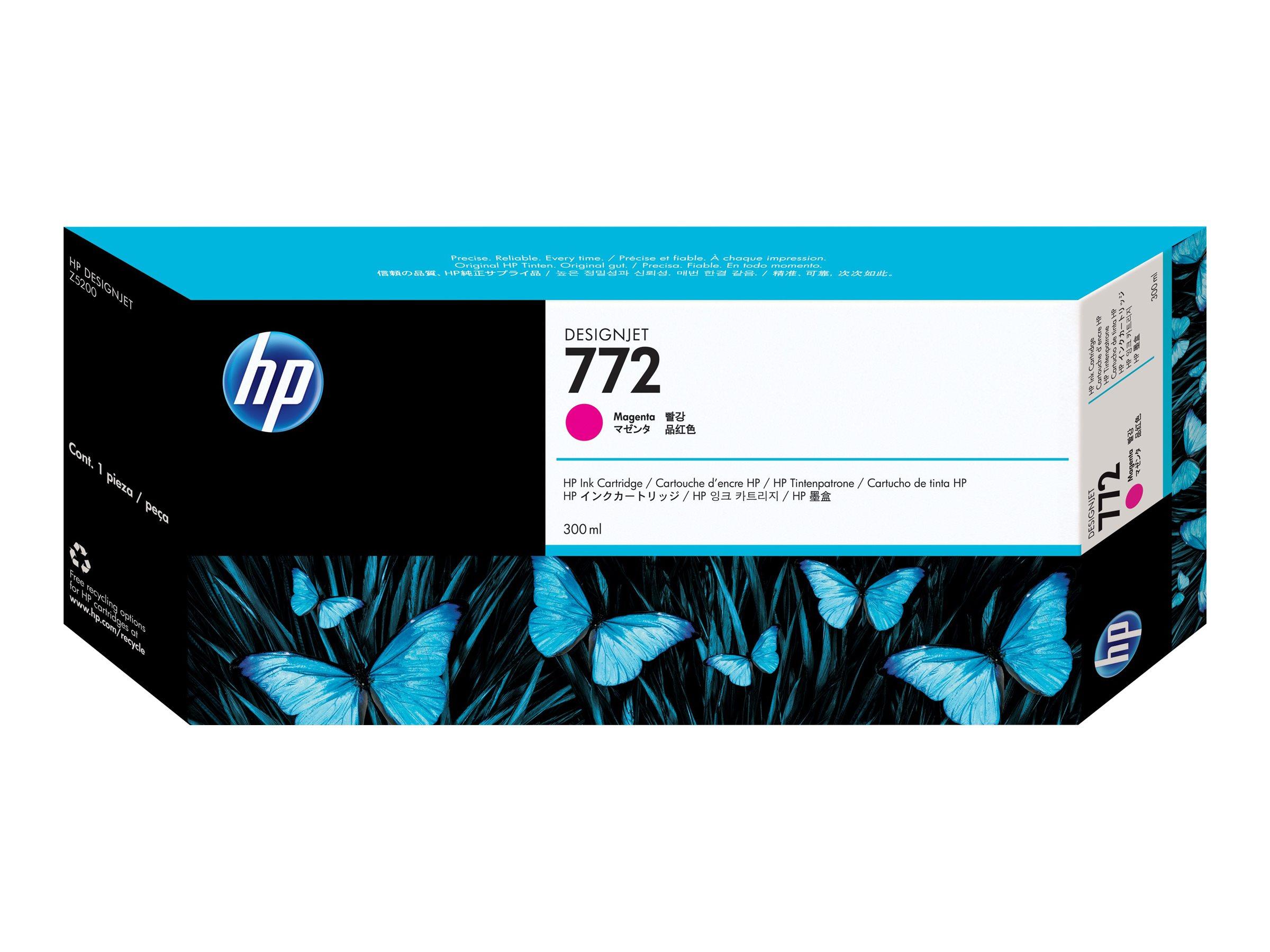 HP 772 - magenta - cartouche d'encre originale