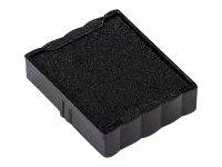 Trodat - 3 Encriers 6/4922 recharges pour tampon Printy 4922 - noir