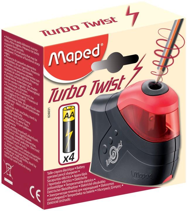 Maped Turbo Twist - Taille crayon électrique