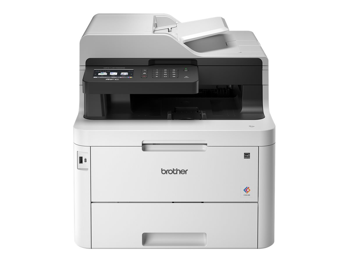 Brother MFC-L3770CDW - imprimante laser multifonction couleur A4 - recto-verso - Wifi