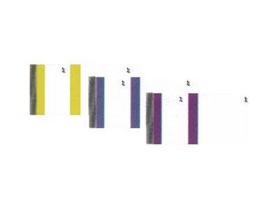 ELVE - Bloc vendeurs de 100 tickets - 60 x 135 mm - numéroté - vert