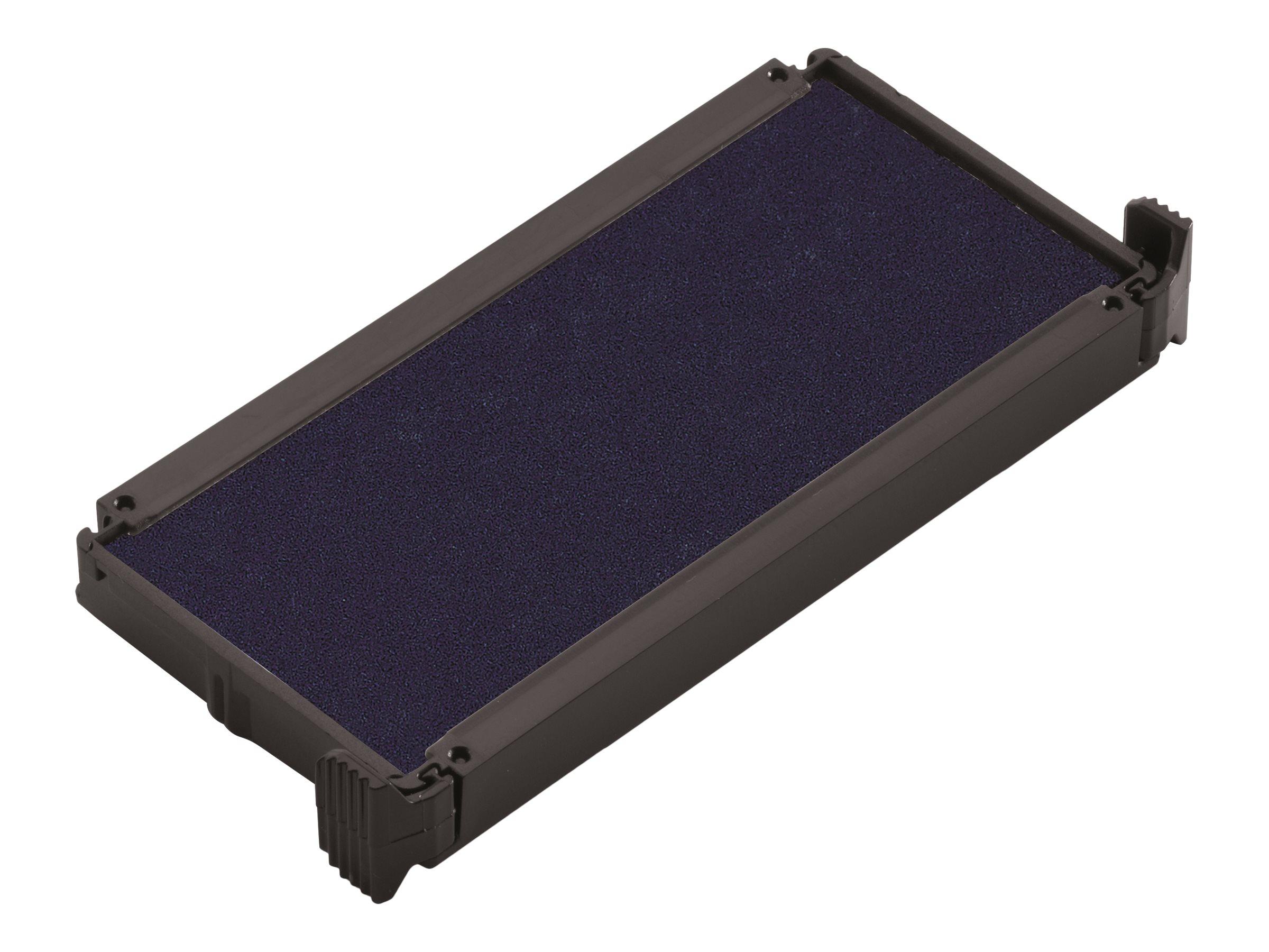 Trodat - Encrier 6/4913 recharge pour tampon Printy 4913/4953 - bleu