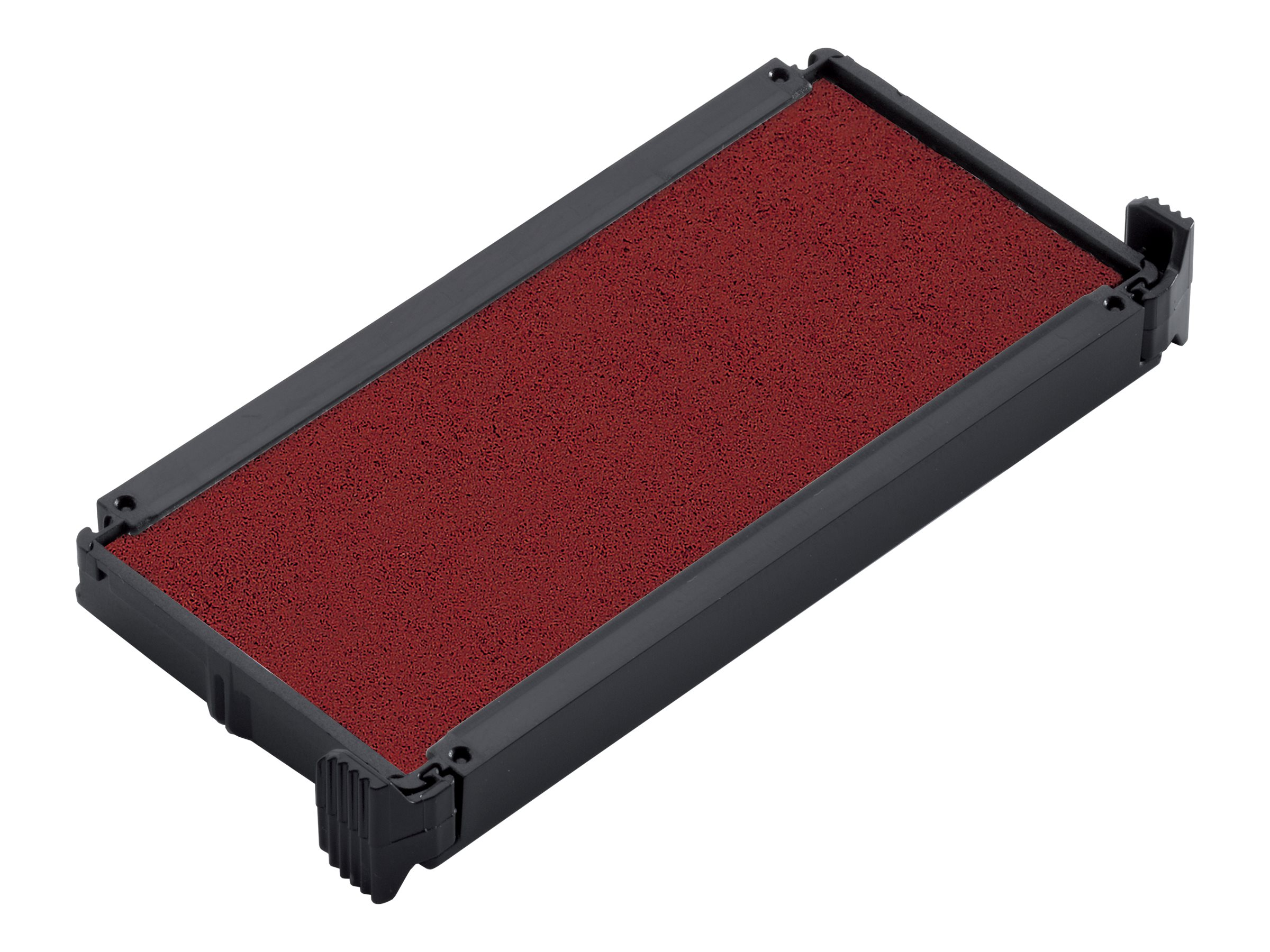 Trodat - 3 Encriers 6/4915 recharges pour tampon Printy 4915 - rouge