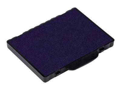 Trodat - 3 Encriers 6/58 recharges pour tampon 5274/5208/5480 - bleu