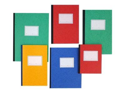 ELVE - Piqûre journal numérotée - A4 - 100 pages