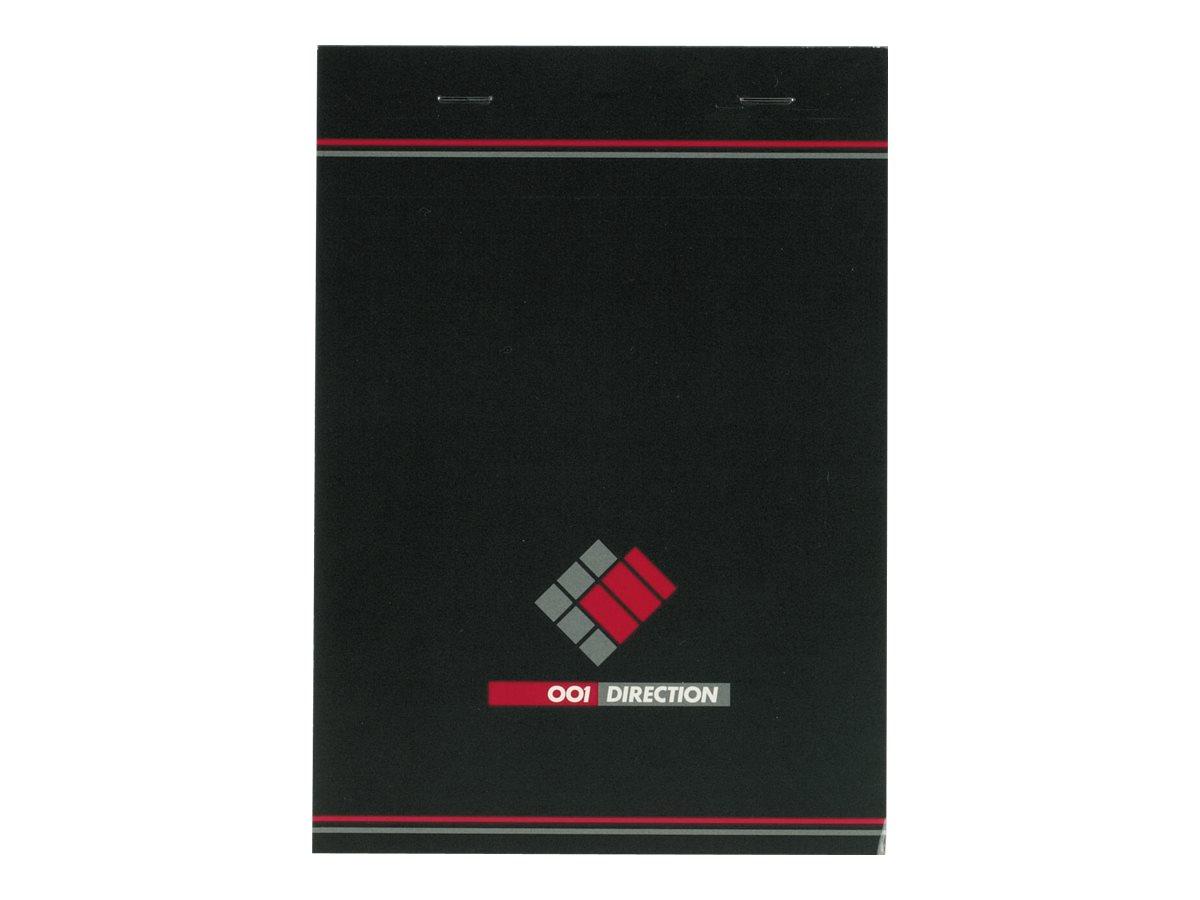 Hamelin - Bloc notes Direction - A5 - 200 pages - petits carreaux