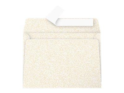Pollen - 20 Enveloppes - 114 x 162 mm - 120 g/m² - ivoire irisé