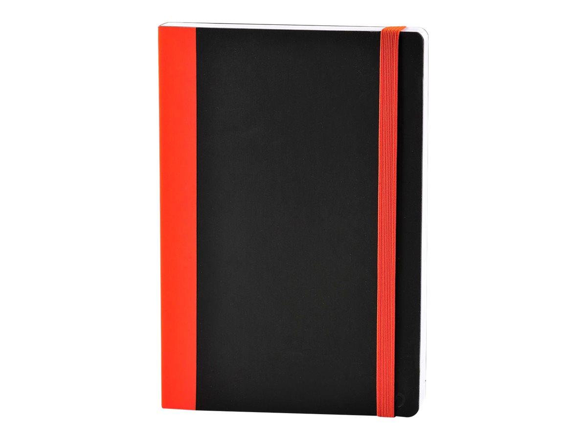 Quo Vadis Soft & Color - Carnet de notes 15 x 21 cm - uni - orange