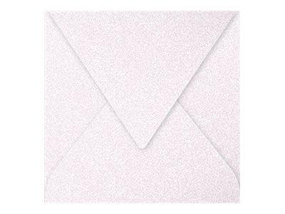 Pollen - 20 Enveloppes - 165 x 165 mm - 120 g/m² - rose irisé