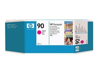 HP 90 - magenta - cartouche d'encre originale