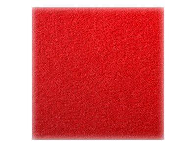 Clairefontaine - Papier dessin couleur à grain - feuille 50 x 65 cm - coquelicot