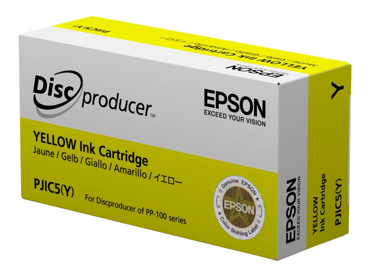 Epson S020451 - jaune - cartouche d'encre originale