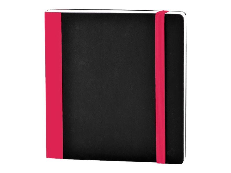 Quo Vadis Soft & Color - Carnet de notes 16 x 16 cm - uni - rose