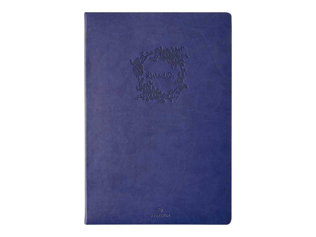 Oberthur Miranda - livre d'or