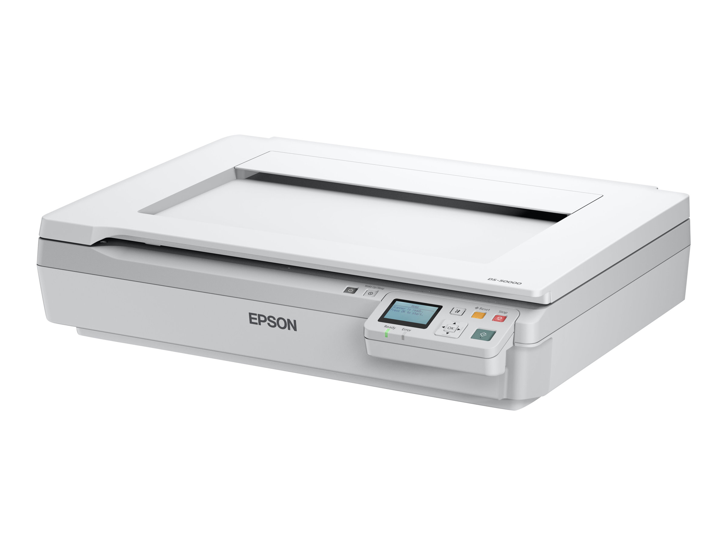 Epson WorkForce DS-50000N - scanner de documents A3 - 600 ppp x 600 ppp - 4ppm