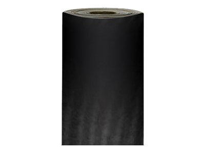 Clairefontaine - Papier cadeau kraft - 70 cm x 50 m - 60 g/m² - noir