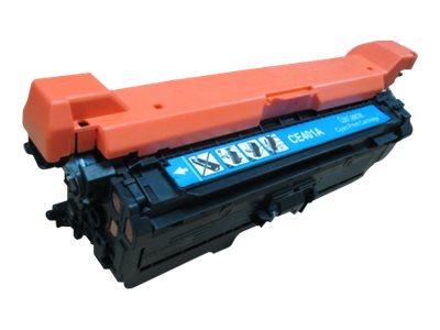 HP 507A - remanufacturé UPrint H.507AC - cyan - cartouche laser