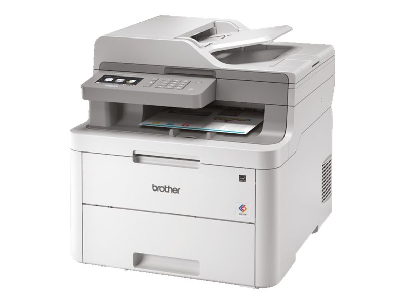 Brother DCP-L3550CDW - imprimante laser multifonction couleur A4 - recto-verso - Wifi