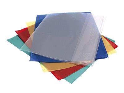 Calligraphe - Protège cahier sans rabat - A4 (21x29,7 cm) - cristalux - incolore