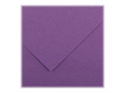 Canson Colorline - Papier à dessin - 50 x 65 cm - violet