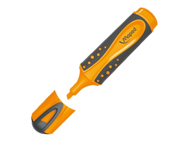 Maped Fluo Peps Classic - Surligneur - orange vif