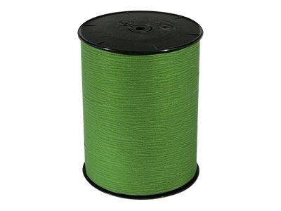 Maildor - Bolduc mat - ruban d'emballage 10 mm x 250 m - vert clair