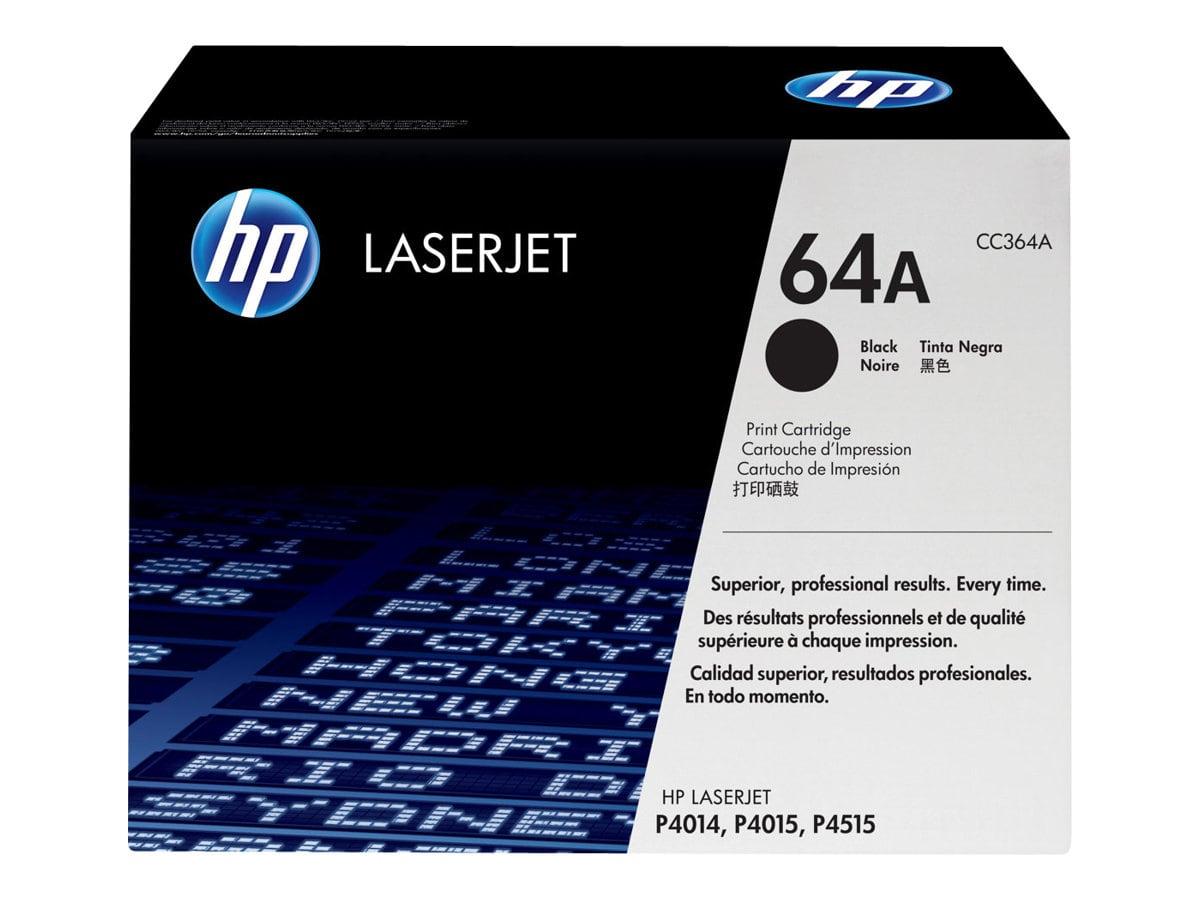 HP 64A - noir - cartouche laser d'origine