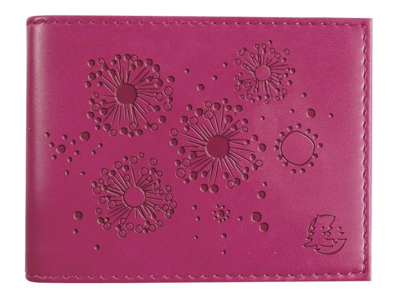 Exacompta Flora - Répertoire Carnet d'adresses 7,2 x 9,5 cm - disponible dans différentes couleurs