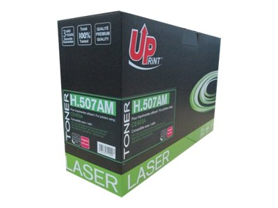 HP 507A - remanufacturé UPrint H.507AM - magenta - cartouche laser