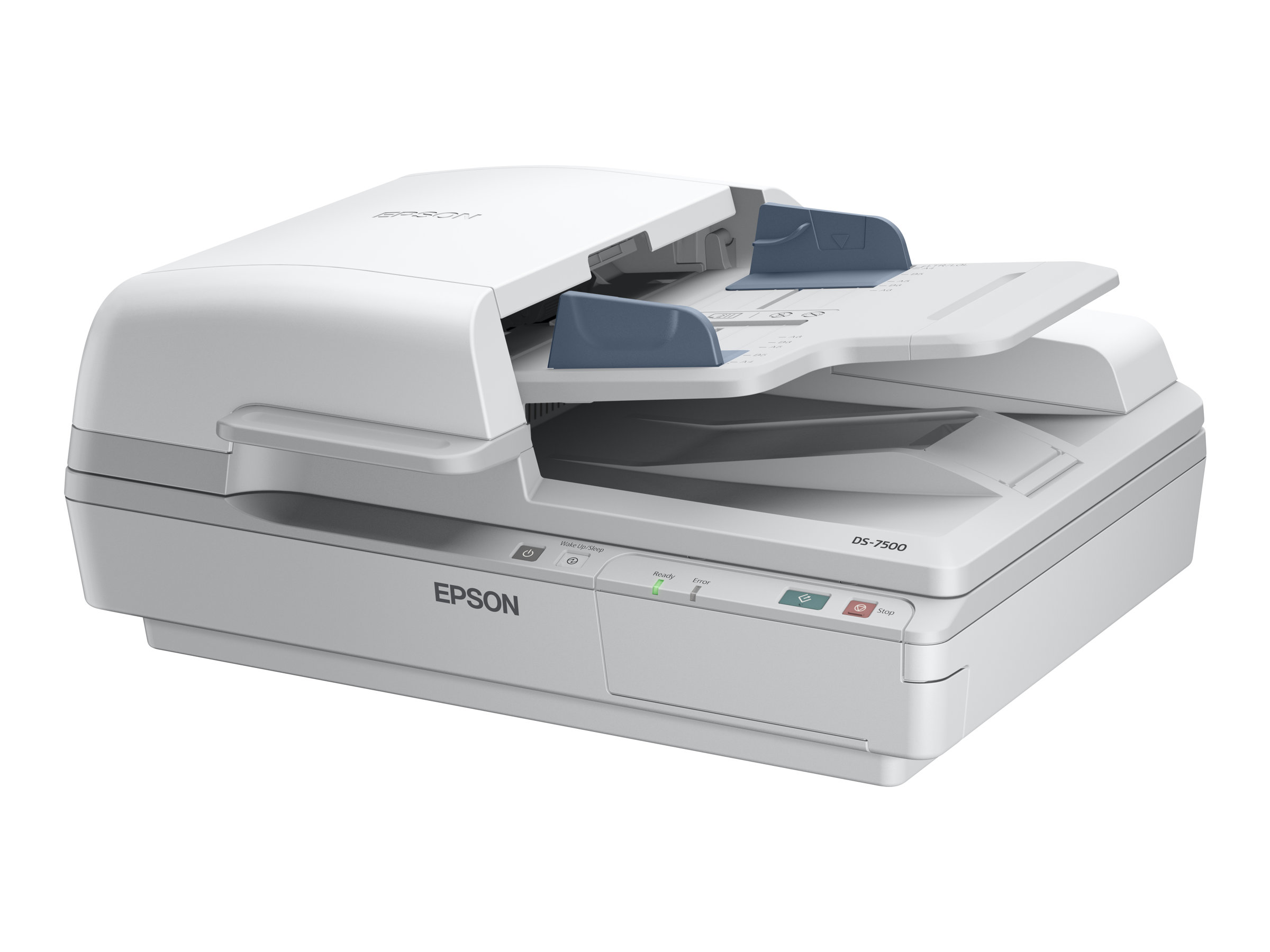 Epson WorkForce DS-6500 - scanner de documents A4 - 1200 ppp x 1200 ppp - 25ppm