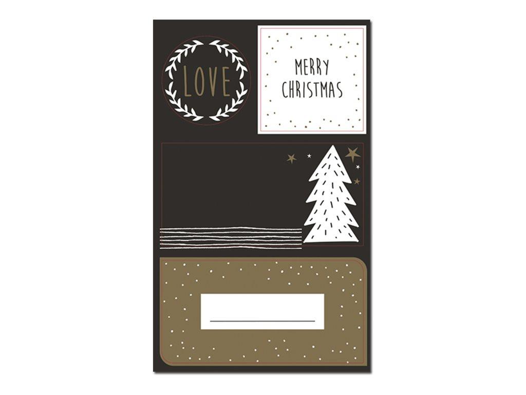 Clairefontaine Christmas - adhésif décoratif