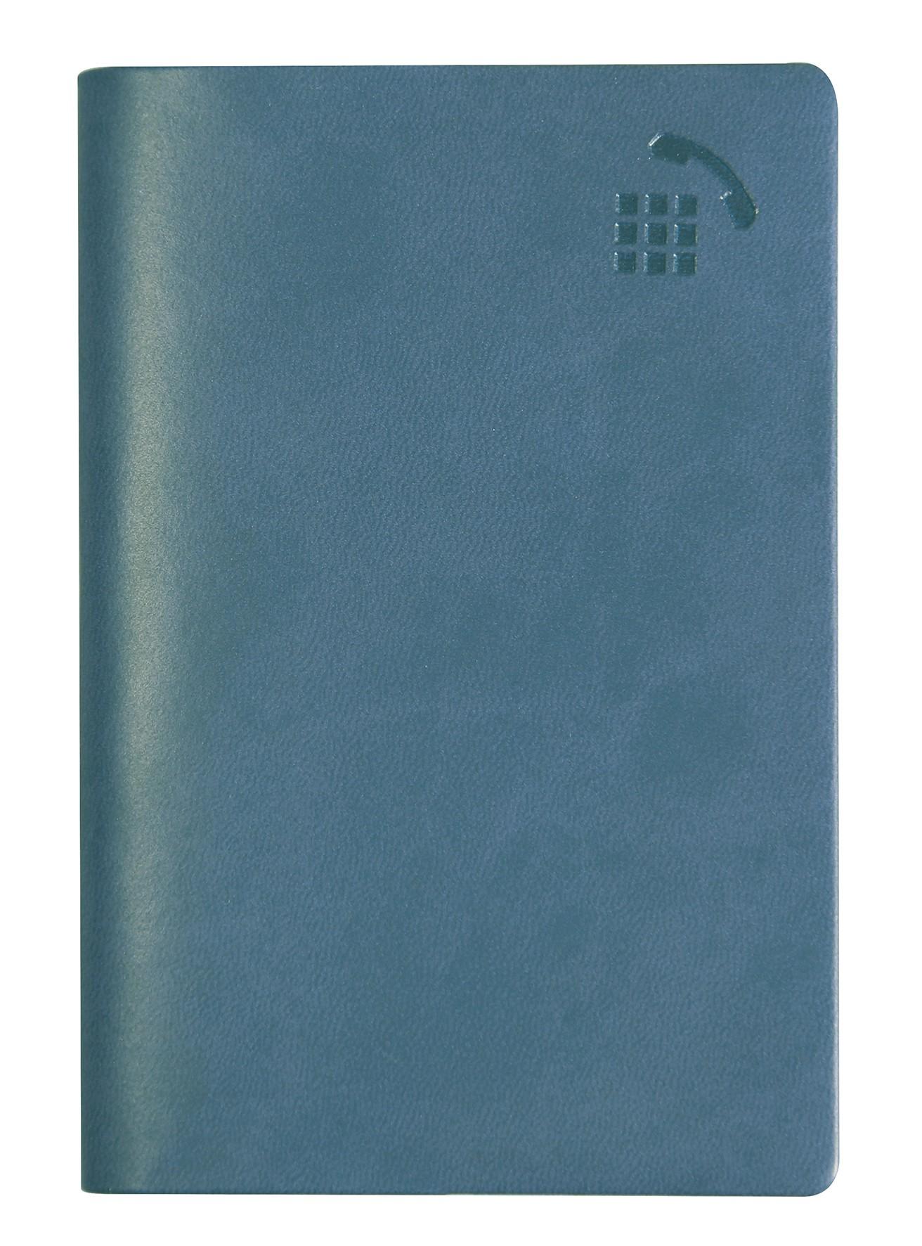 Répertoire Carnet d'adresses Winner - 9 x 13 cm - disponible dans différentes couleurs - Exacompta