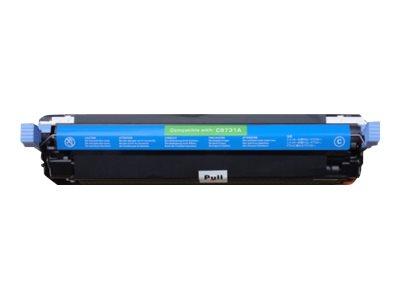 HP 645A - remanufacturé UPrint H.645AC - cyan - cartouche laser