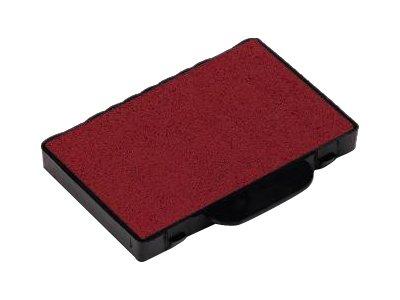 Trodat - 3 Encriers 6/58 recharges pour tampon 5274/5208/5480 - rouge