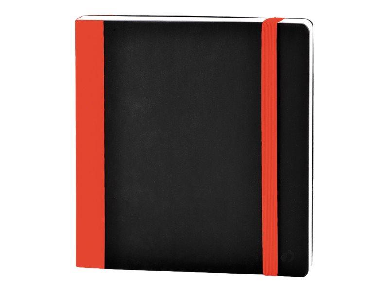 Quo Vadis Soft & Color - Carnet de notes 16 x 16 cm - uni - orange