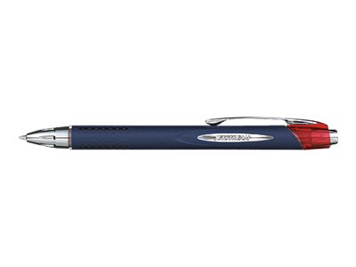 UniBall Jetstream RT - Roller rétractable - 0,7 mm - rouge